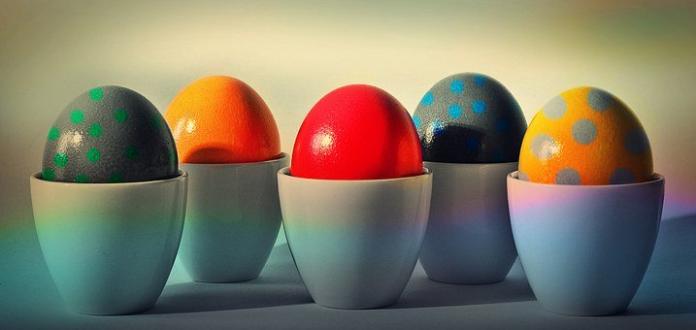 Eierspiele